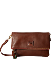 Dooney & Bourke - Florentine Classic Fold-Over Zip Crossbody