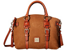 Dooney & Bourke Nubuk Bristol Satchel