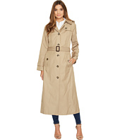 London Fog - Long Single Breasted Trench Coat
