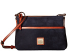 Dooney & Bourke Suede Ginger Crossbody