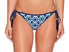 Tommy Bahama - Shibori Splash Reversible String Bikini Bottom