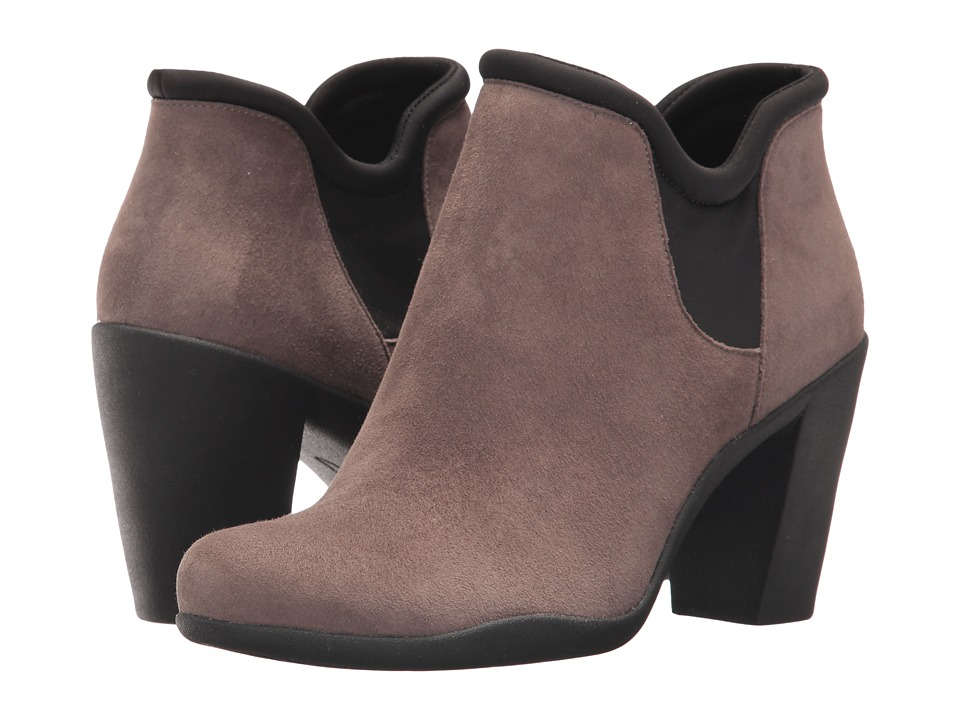 Clarks Adya Bella (Grey Suede) Women