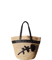 Sonia by Sonia Rykiel - Straw East/West Tote