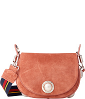 Sonia by Sonia Rykiel - Suede Leather Saddle Bag