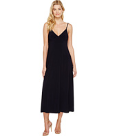 KAMALIKULTURE by Norma Kamali - Slip Empire Flaired Dress