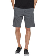 VISSLA - Backyards Pigment Printed Raw Edge Hem Walkshorts 20