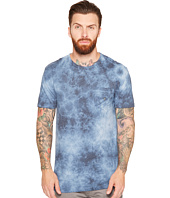 VISSLA - Calipher Embroidery Tie-Dye Short Sleeve Tee