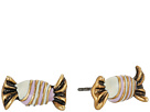 Striped Candy Studs Earrings