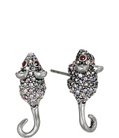 Marc Jacobs - Strass Mouse Studs Earrings