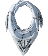 rag & bone - Embroidered Dagger Bandana
