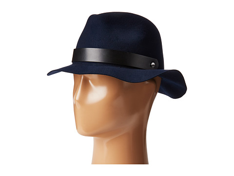 rag & bone Packable Abbott Fedora - Navy