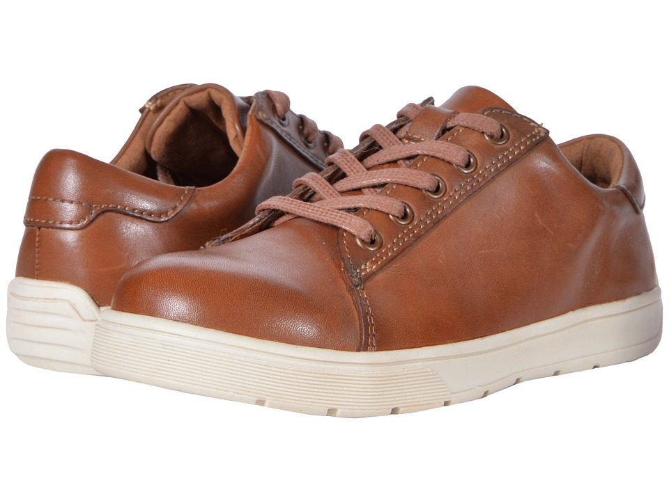 Umi Kids Samson (Toddler/Little Kid) (Cognac) Boy's Shoes