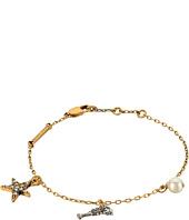 Marc Jacobs - Champagne Flute Chain Bracelet