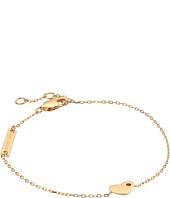 Marc Jacobs - Something Special Heart Chain Bracelet