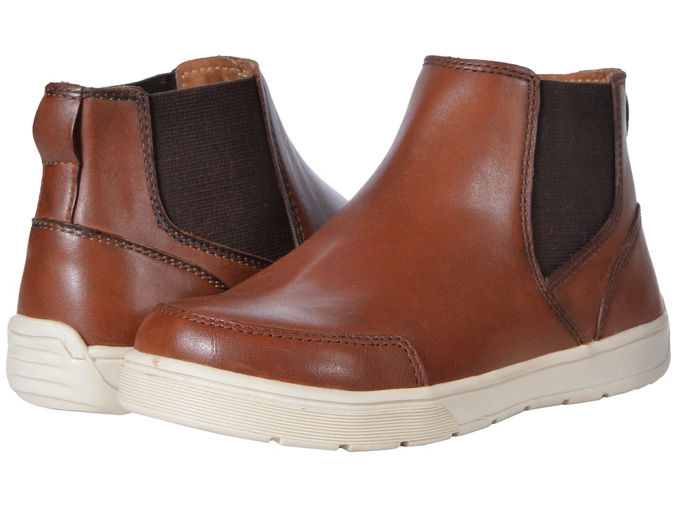 Umi Kids Roi (Toddler/Little Kid) (Cognac) Boy's Shoes