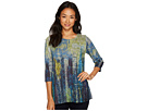 FDJ French Dressing Jeans Multi Lace Print Tunic