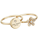 Marc Jacobs - MJ Coin Charm Ring