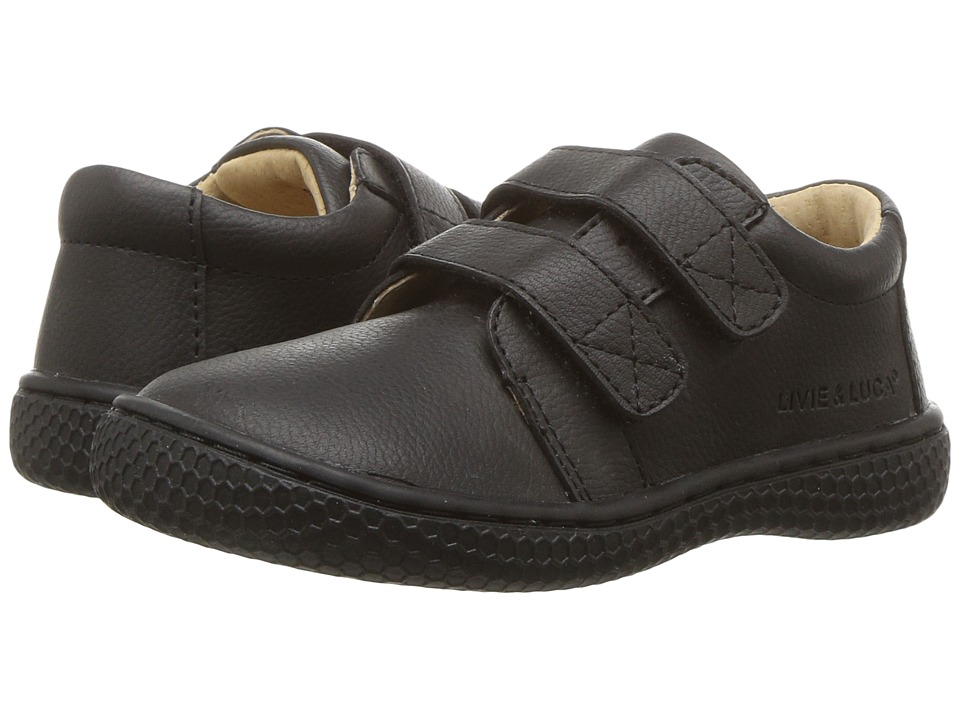 Livie + Luca Hayes (Toddler/Little Kid) (Black) Boy's Shoes