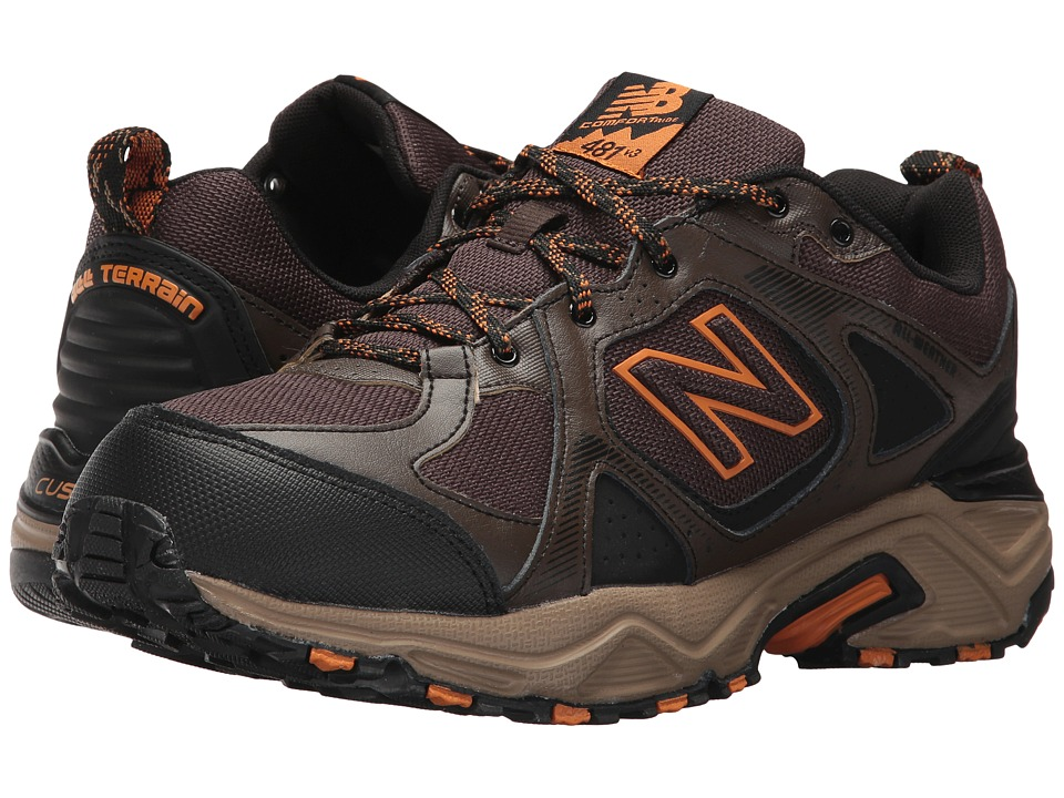 New Balance MT481v3 (Chocolate Brown/Black) Men's Shoes