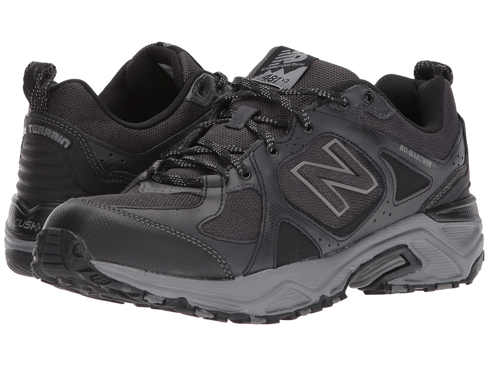 New Balance MT481v3 (Black/Phantom) Men's Shoes