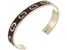 Icon Enamel Cuff Bracelet