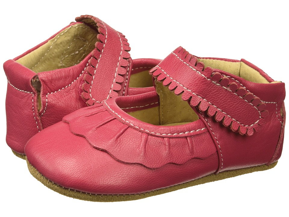 Livie & Luca - Ruche (Infant) (Hot Pink) Girls Shoes