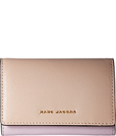 Marc Jacobs - Saffiano Color Blocked Multi Wallet