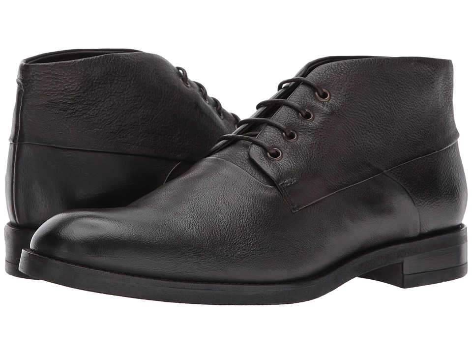 John Varvatos Jacob Chukka (Dark Brown) Men