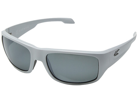 Kaenon Anacapa - Grey White/Grey 12 Polarized Black Mirror