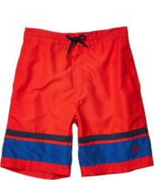 U.S. POLO ASSN. - Color Block Microfibre Swim Shorts