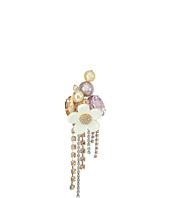 Marc Jacobs - Large Strass Daisy Pin
