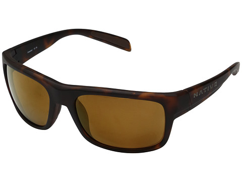 Native Eyewear Ashdown - Matte Dark Tortoise