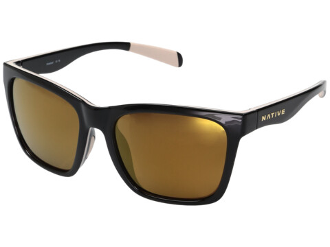 Native Eyewear Braiden - Gloss Black/Pale Pink/Gloss Black