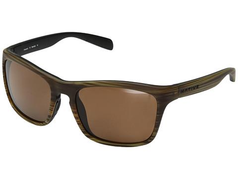 Native Eyewear Penrose - Wood/Black