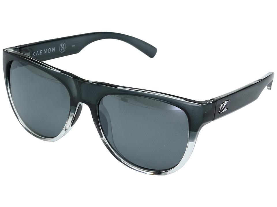 Kaenon Polarized Moonstone (Greys/Grey 12 Polarized Black...