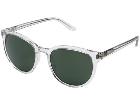 Spy Optic Alcatraz - Bare Crystal/Happy Gray Green