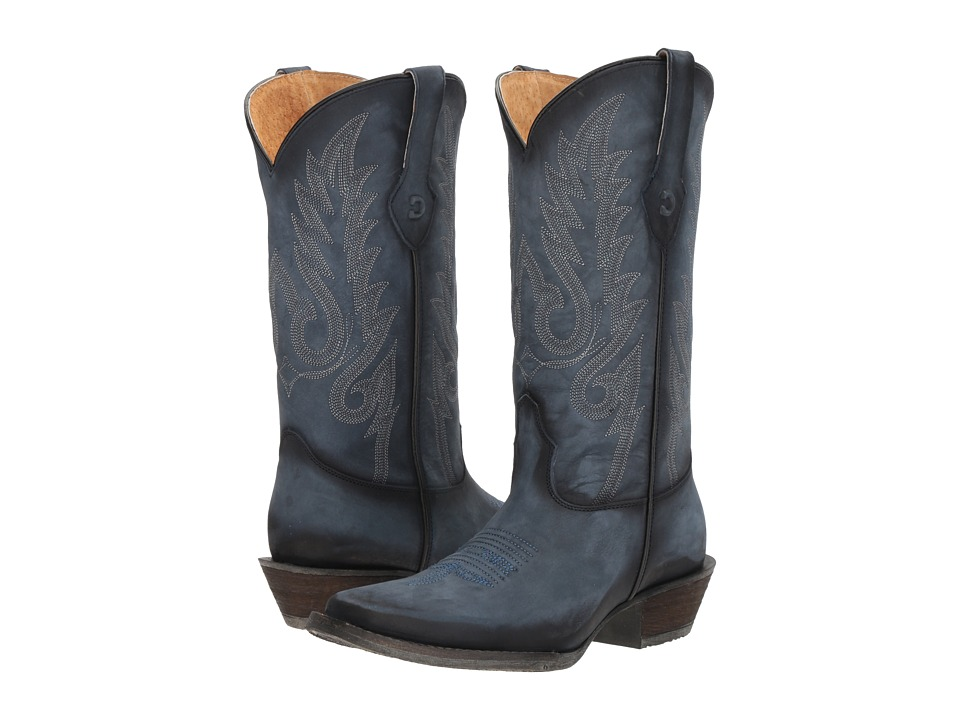 Durango Dream Catcher 12 Fancy Stitch (Vintage Denim) Cowboy Boots