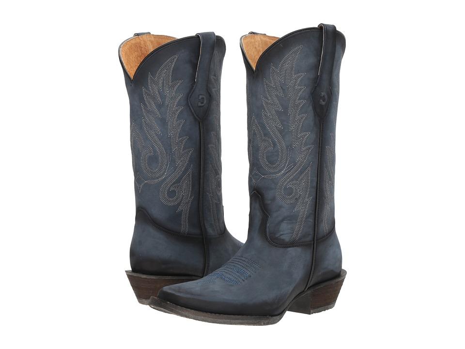 Durango Dream Catcher 12 Fancy Stitch (Vintage Denim) Cowboy Boots