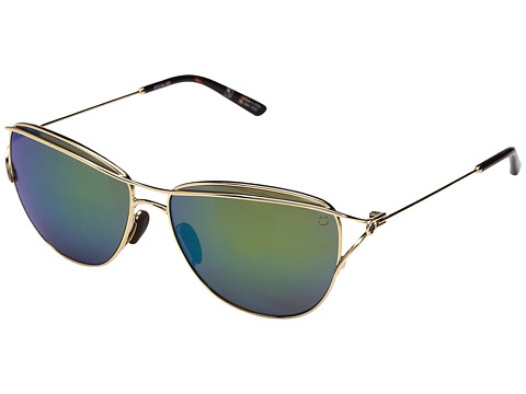 Spy Optic Marina - Gold/Gold/Happy Bronze/Emerald Spectra
