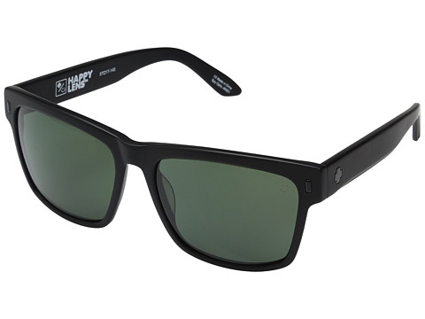 Spy Optic Haight - Matte Black/Happy Gray Green