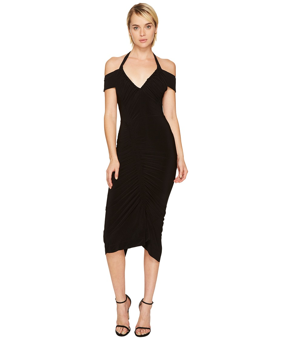 Preen by Thornton Bregazzi Clara Dress (Black) Women