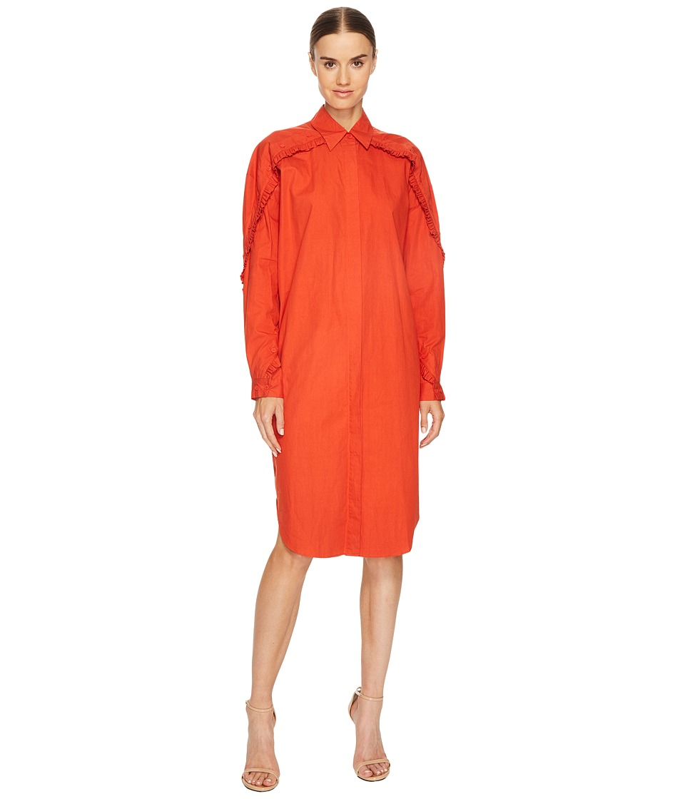 Preen by Thornton Bregazzi - Holly Dress (Red) Womens Dress