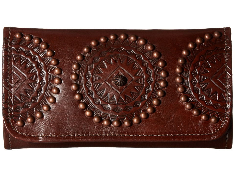 American West - Kachina Spirit Trifold Wallet