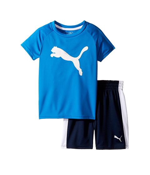 Puma Kids PUMA® Two-Piece Shorts & Tee Set (Toddler)