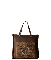 American West - Soft Zip Top Bag Pack