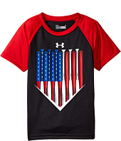 Under Armour Kids - American Batter Raglan (Toddler)