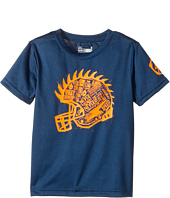 Under Armour Kids - Never Retreat Short Sleeve (Toddler)
