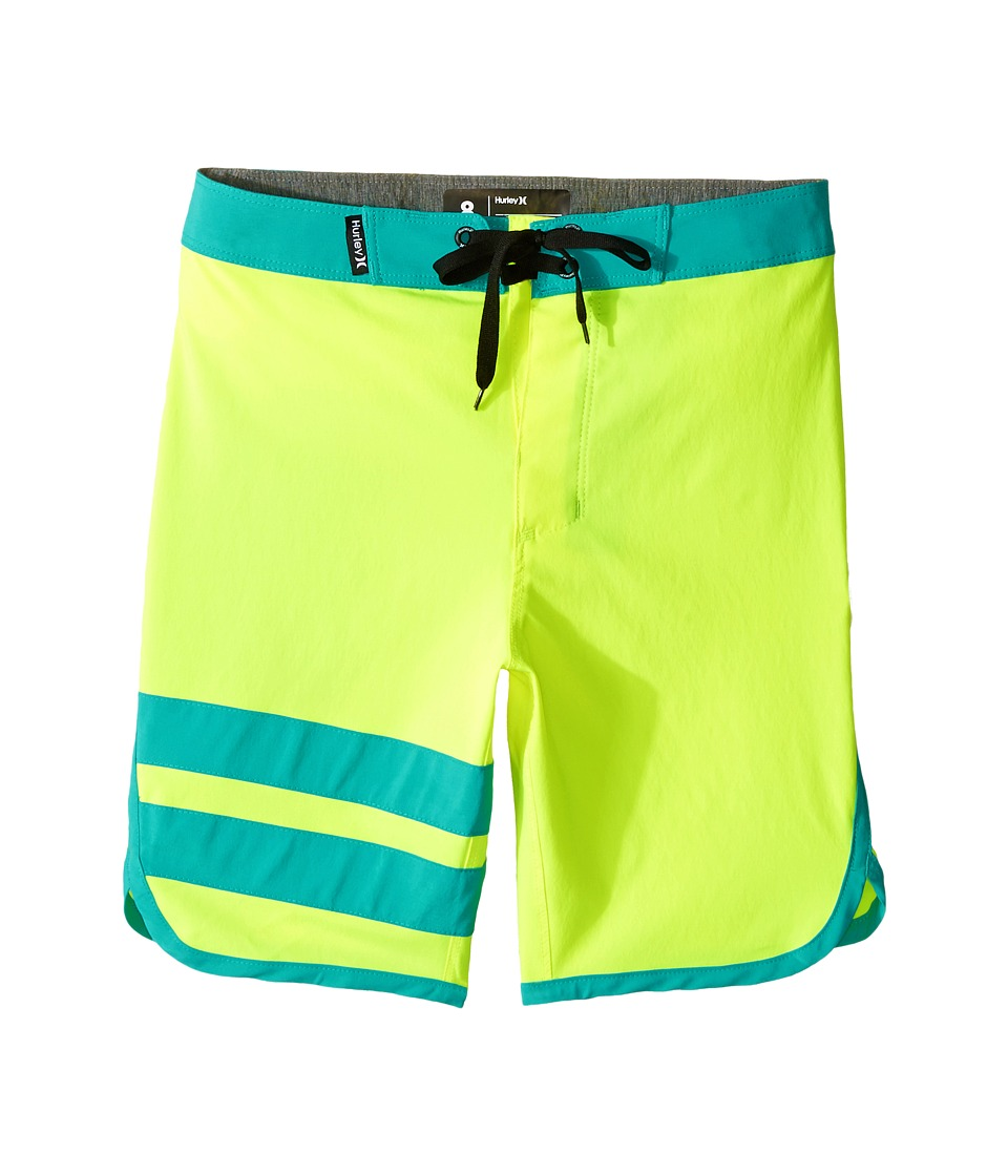 Hurley Kids - Print Block Party Boardshorts