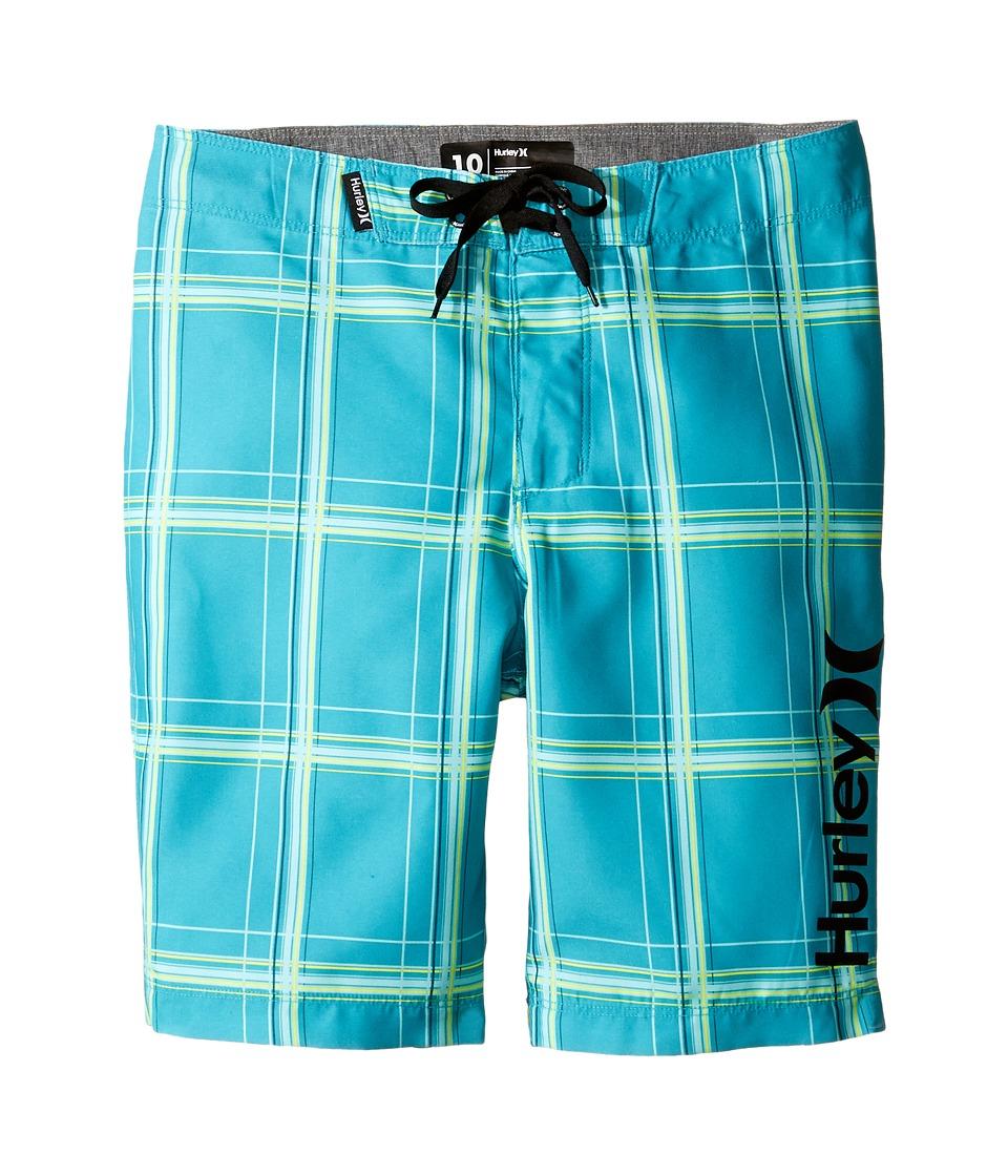 Hurley Kids - Puerto Rico Boardshorts (Big Kids) (Dusty Cactus) Boys Swimwear