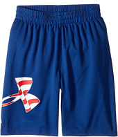 Under Armour Kids - Big Logo Americana Shorts (Little Kids/Big Kids)